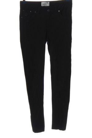 Gina High Waist Trousers black casual look