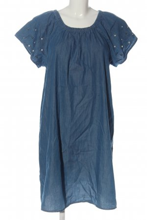 Gina Jeanskleid blau Casual-Look