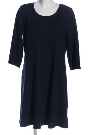 Gina Langarmkleid blau Casual-Look