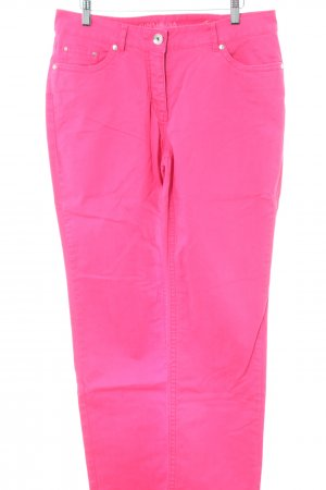 Gina Laura Slim Jeans pink Casual-Look