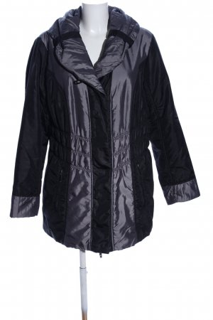 Gina Laura Quilted Jacket blue casual look