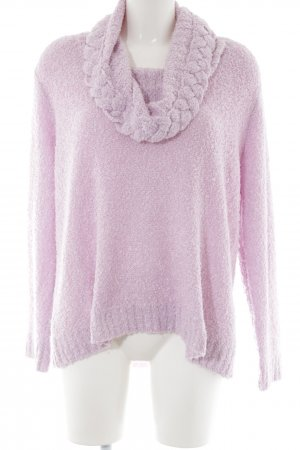 Gina Laura Strickpullover pink Casual-Look
