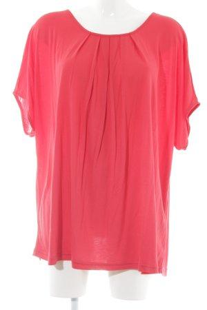 Gina Laura T-Shirt rot Casual-Look