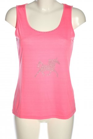 Gina Longtop pink Casual-Look