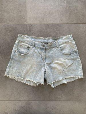 Gina Benotti Denim Shorts azure-white