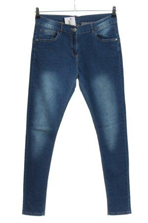 Gina Skinny Jeans blau Casual-Look