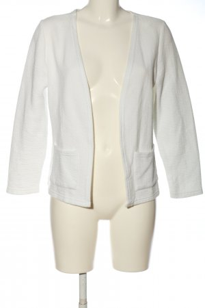 Gina Knitted Bolero white casual look
