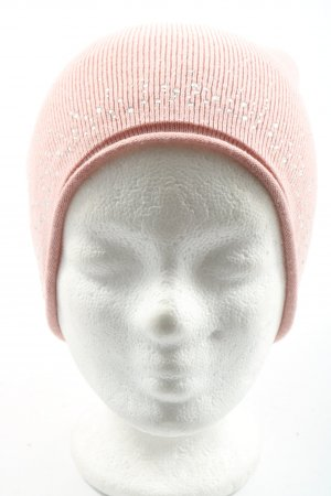 Gina Knitted Hat pink casual look