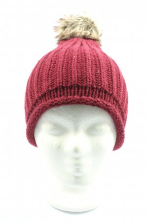 Gina Knitted Hat red casual look