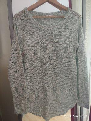 Gina  bianco-verde-grigio
