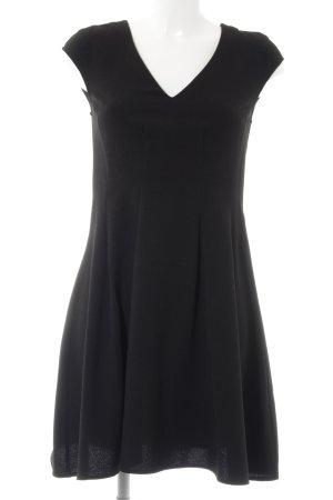 Gina Tricot Abendkleid schwarz Elegant