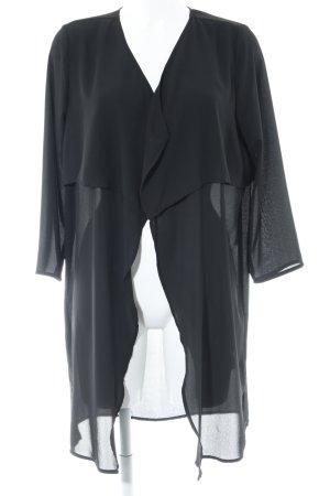 Gina Tricot Cardigan schwarz Casual-Look