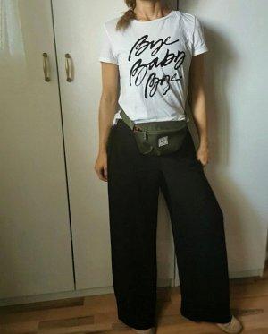 Gina Tricot Marlene Trousers black
