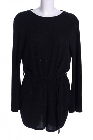 Gina Tricot Jumpsuit schwarz meliert Casual-Look