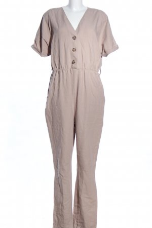 Gina Tricot Jumpsuit wollweiß Casual-Look