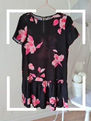 Gina Tricot Shortsleeve Dress multicolored