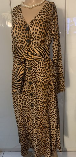 Gina Tricot Midi Dress multicolored