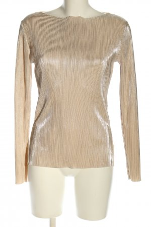 Gina Tricot Longsleeve creme Casual-Look