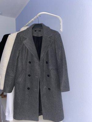 Gina Tricot Trench Coat grey-dark grey