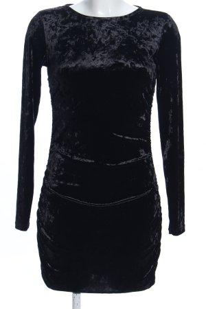 Gina Tricot Minikleid schwarz Elegant