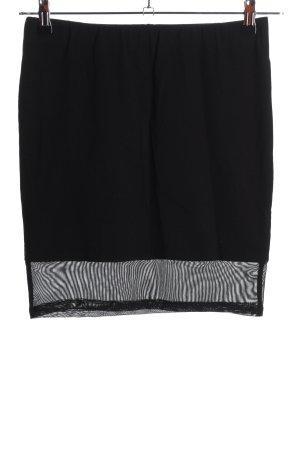 Gina Tricot Spódnica mini czarny W stylu casual