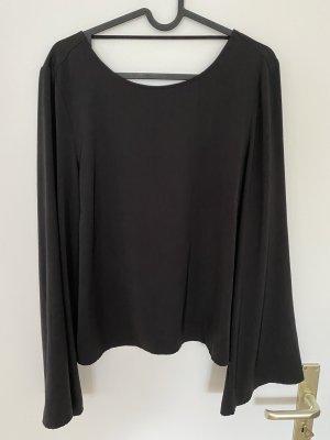 Gina Tricot Blusa de manga larga negro