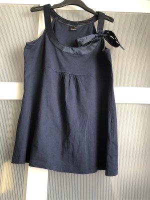 Gina tricot Oberteil M blau