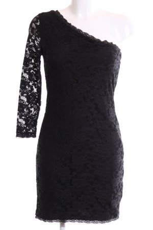 Gina Tricot One Shoulder Dress black elegant