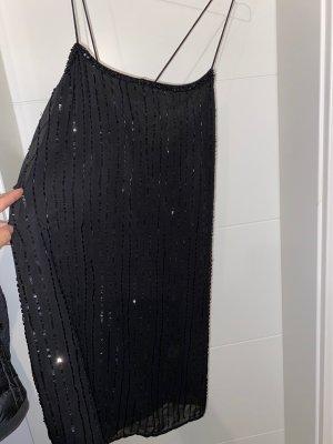 Gina Tricot  Pailletten Kleid 42 neu