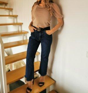 Gina tricot perfekt jeans ausgestellt gr 38 wie neu nur 1x kurz getragen