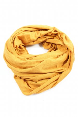 Gina Tricot Snood licht Oranje casual uitstraling