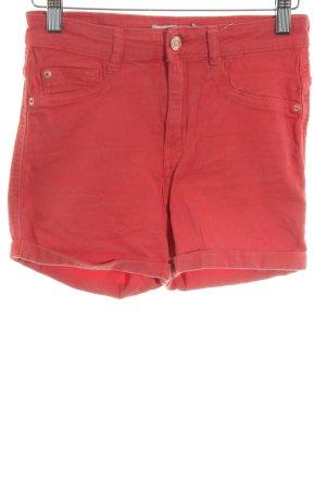 Gina Tricot Shorts rot Casual-Look