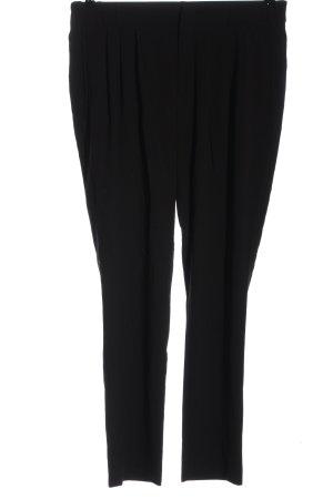 Gina Tricot Jersey Pants black business style