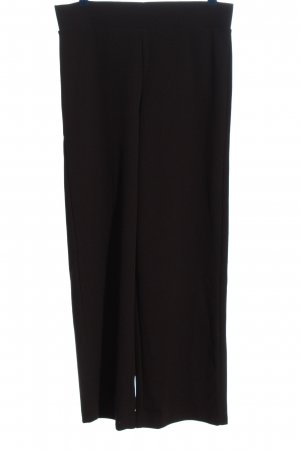 Gina Tricot Stoffhose schwarz Business-Look
