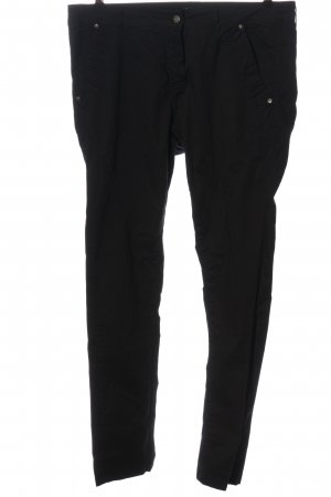 Gina Tricot Stoffhose schwarz Casual-Look