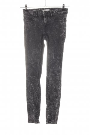 Gina Tricot Stretch Jeans schwarz Casual-Look