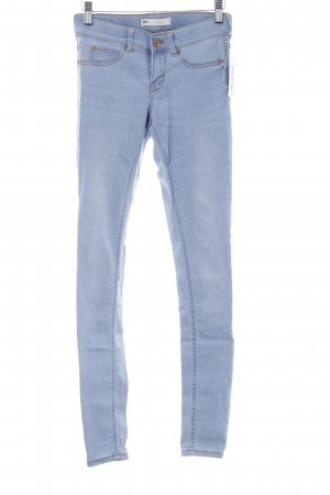 Gina Tricot Stretch Jeans himmelblau Casual-Look