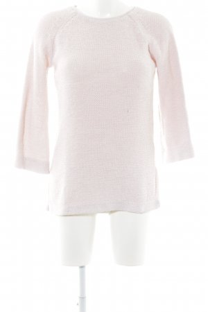 Gina Tricot Strickpullover rosé Casual-Look