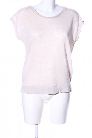 Gina Tricot Strickshirt pink Casual-Look