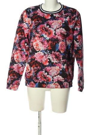 Gina Tricot Sweatshirt imprimé allover style décontracté