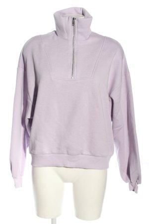 Gina Tricot Bluza dresowa fiolet W stylu casual