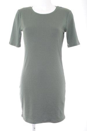 Gina Tricot T-Shirt grün Casual-Look