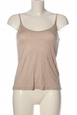 Gina Tricot Strappy Top cream flecked casual look