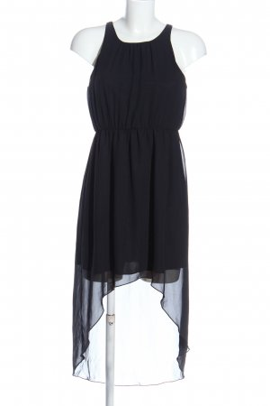 Gina Tricot Vokuhila-Kleid schwarz Casual-Look