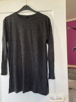 Gina Trikot langarm Shirt longsleeve grau 38 40 M L