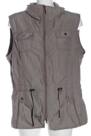 Ginalaura Sports Vests light grey casual look