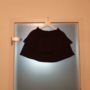 Flounce Skirt black