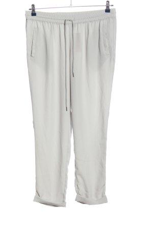 GinaTricot Luźne spodnie jasnoszary W stylu casual