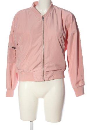 GinaTricot Bomberjacke pink Casual-Look