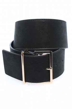 GinaTricot Faux Leather Belt black casual look